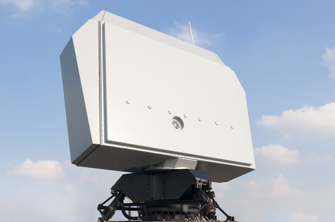 Thales selected by Royal Netherlands Navy to provide 8 High Tech radars