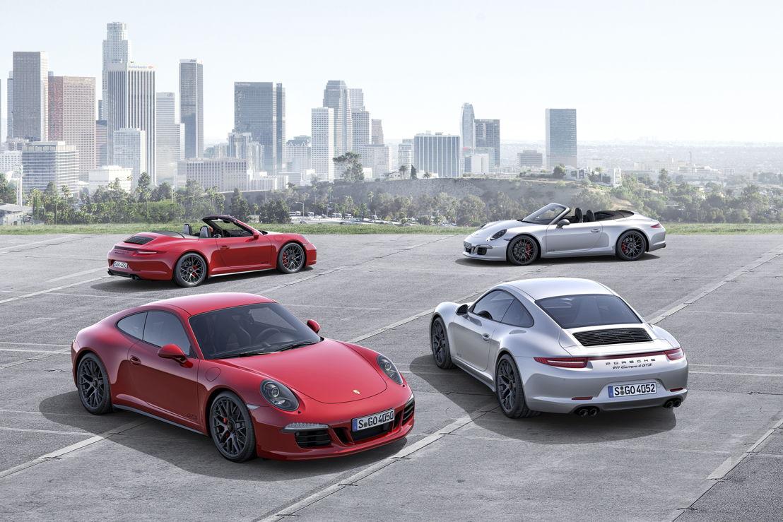 911 Carrerra GTS Range