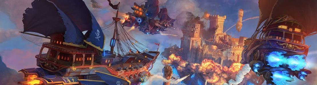 Action-MMO Cloud Pirates: Ab sofort für PC verfügbar