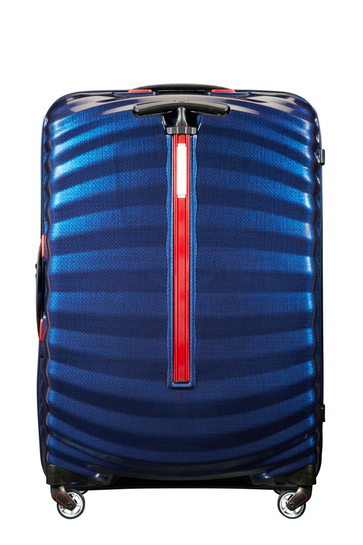 Samsonite_Lite-Shock Sport_Spinner 75-Nautical Blue/Red