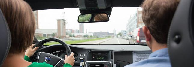 """""""Si on roule de façon écologique, on rentre plus vite chez soi"""""""