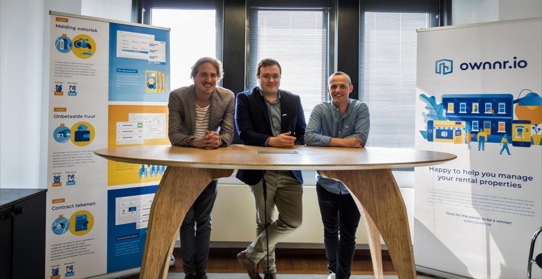 Student-ondernemers Ownnr innoveren verhuurmarkt studentenkamers