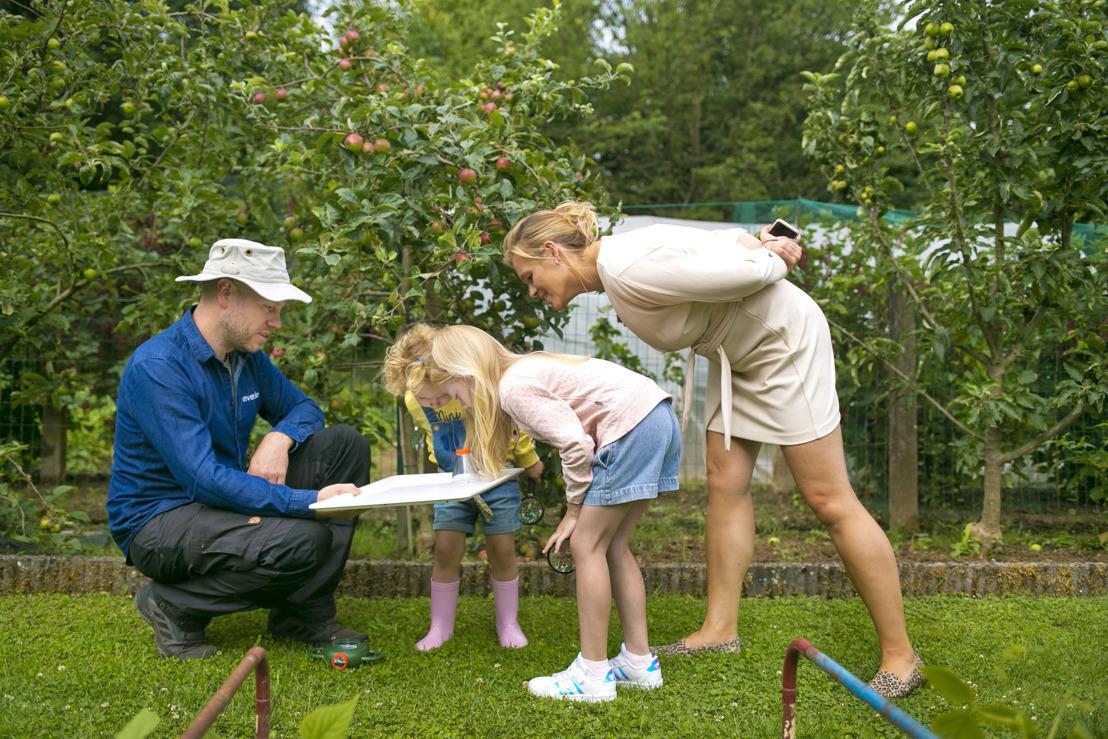 Tuinrangers moeten voor safarigevoel in eigen tuin zorgen.