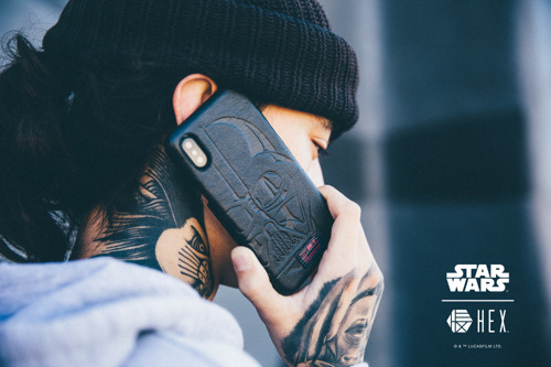 HEX Releases Star Wars iPhone Case Collection