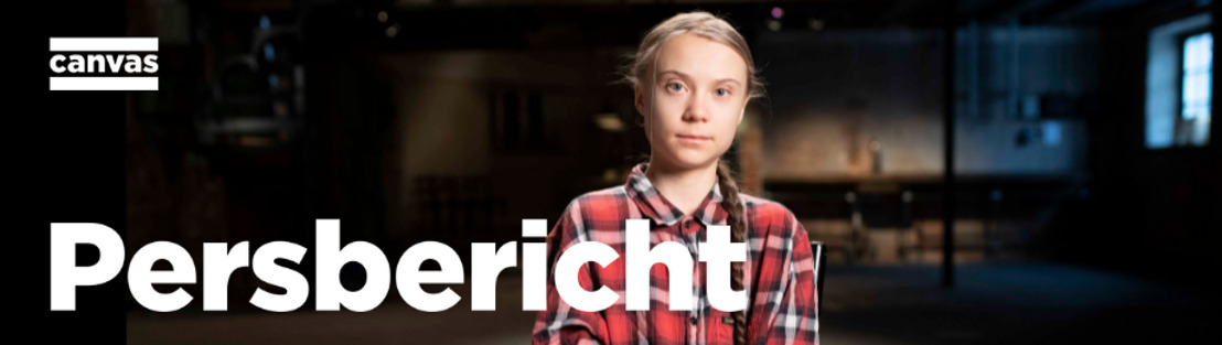 Nieuw op Canvas: Greta Thunberg. A Year to Change the World