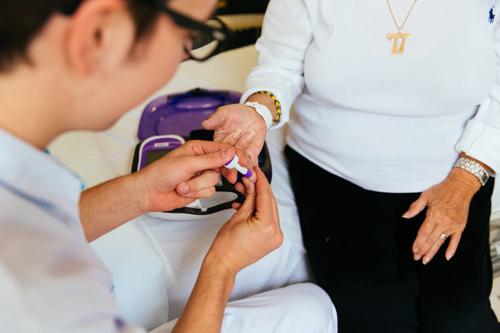 Type 1 diabetes zorgt niet voor verhoogd risico op ziekenhuisopname voor COVID-19