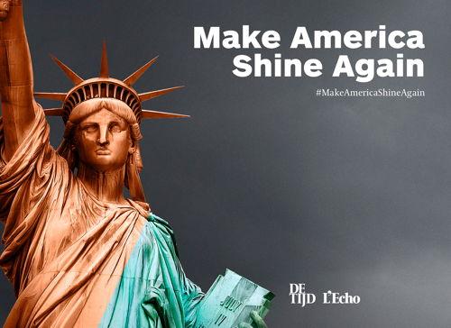 Preview: Darwin BBDO launches #MakeAmericaShineAgain