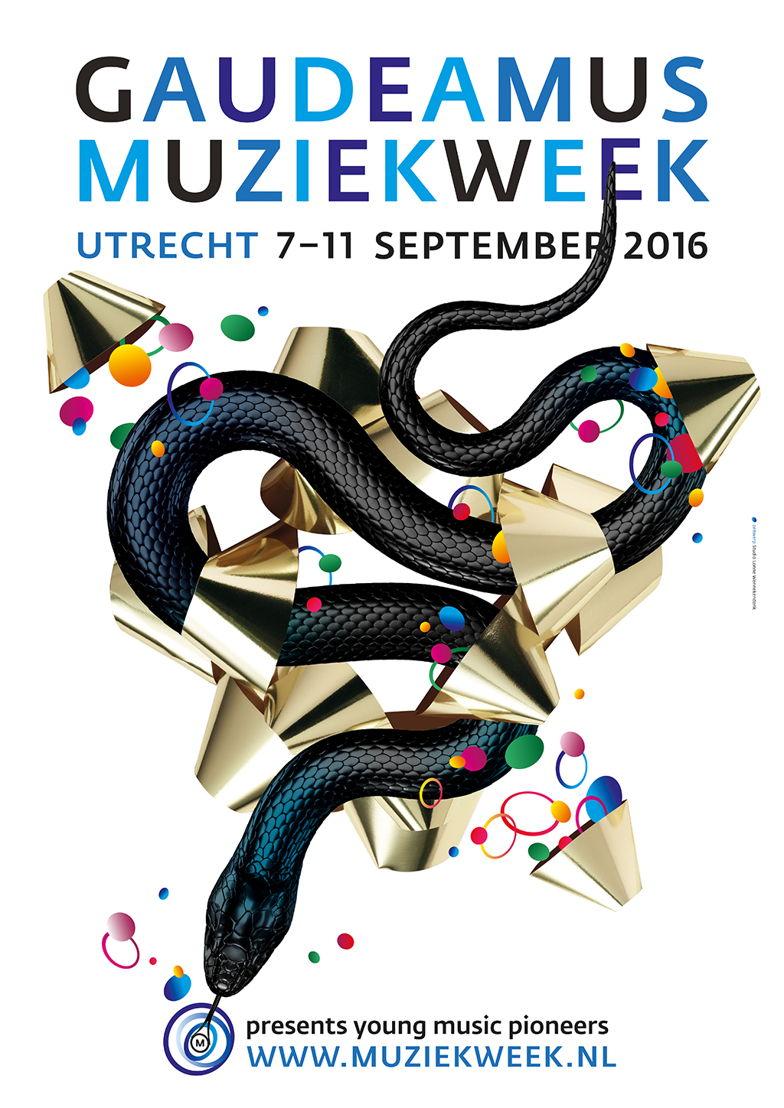 Gaudeamus Muziekweek 2016 Festivalbeeld