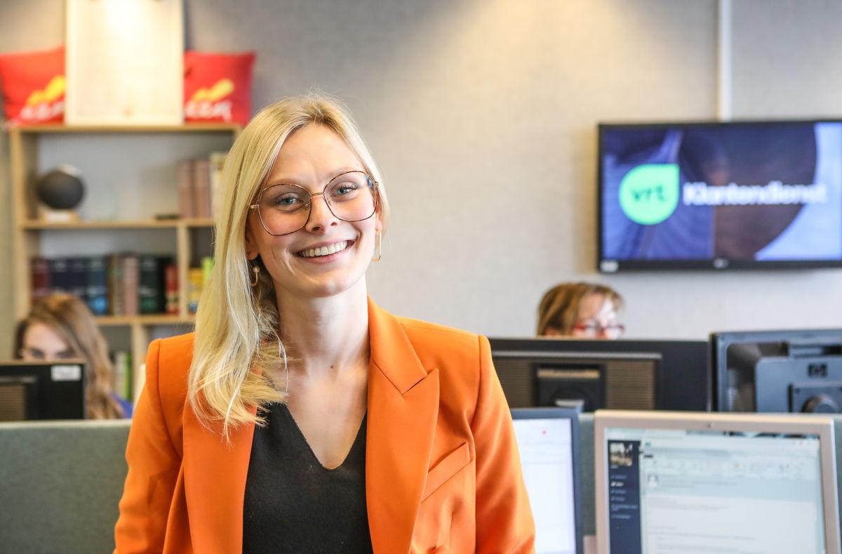 Klachtencoördinator Anabel Coremans (c) VRT