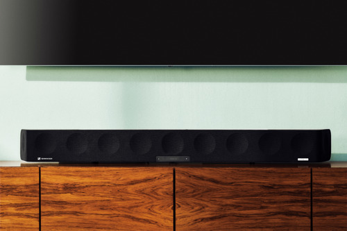 Sennheiser lancerer længeventet AMBEO Soundbar med prisvindende 3D-lyd