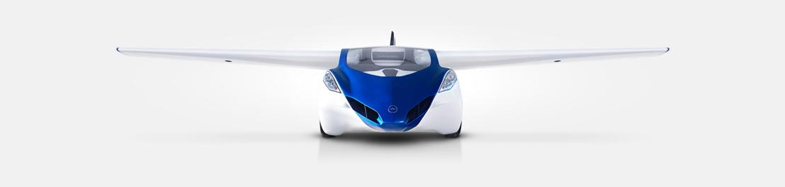 AeroMobil 3.0 prototype revealed