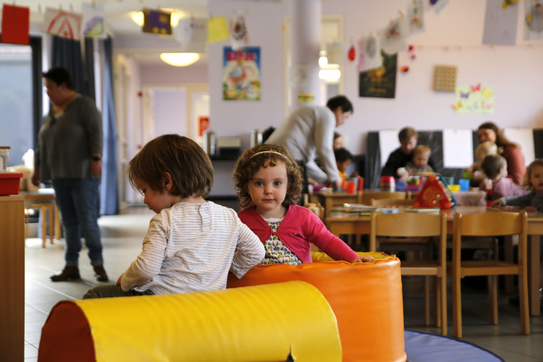 Opvang van kinderen uit kansarme gezinnen is essentieel voor hun ontwikkeling