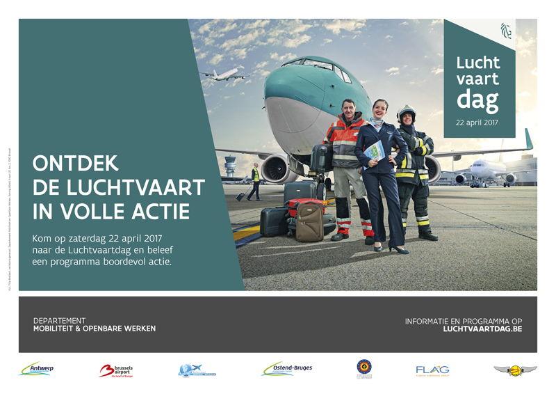 affiche Luchtvaartdag
