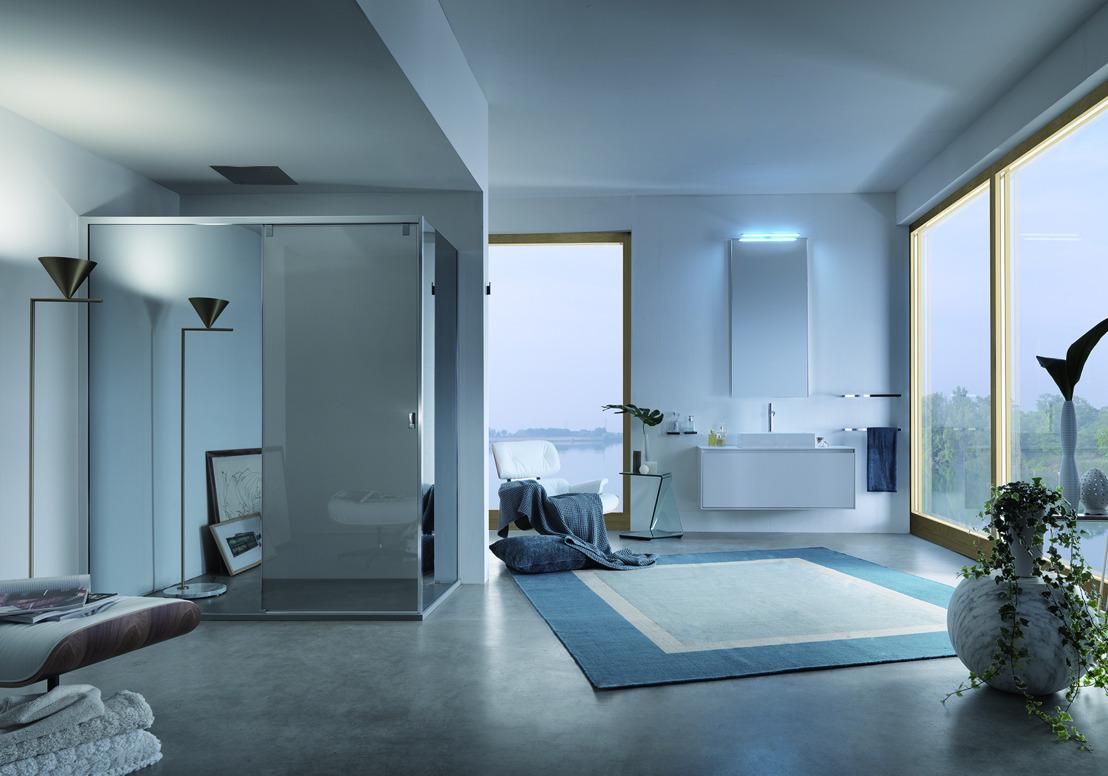 Badkamer Accessoires Inda : Badkamertrend: de schitterende douche in al zijn pracht
