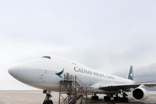 Cathay Pacific Cargo to wet-lease two Boeing 747-8 freighters From Atlas Air Worldwide to support expanding services