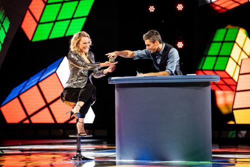 Steven Delaere verbreekt magisch wereldrecord in 5de studioshow van Belgium's Got Talent