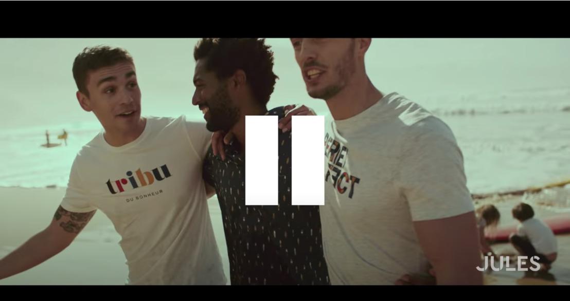 JULES transformeert en lanceert een nieuw fashion businessmodel voor een betere wereld.
