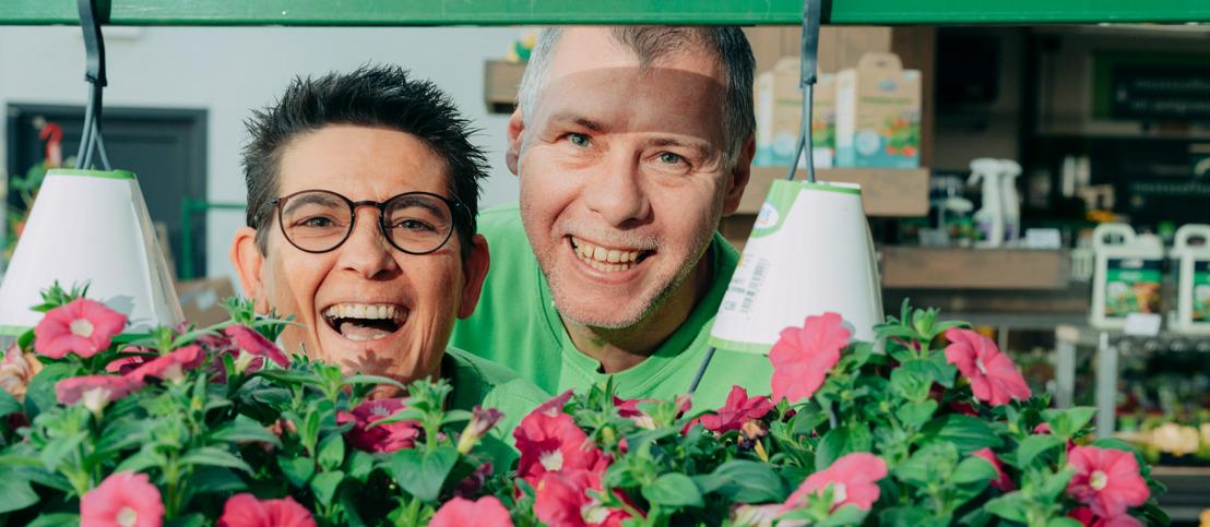 Groene streekstroom van Paul en Ria van Aveve uit Balen uitverkocht