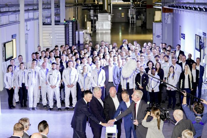 Volkswagen-groep start ontwikkeling en productie van batterijcellen in Salzgitter