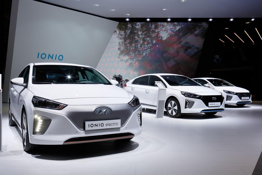 Hyundai IONIQ Family