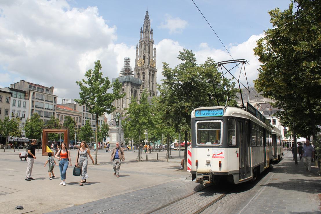 Wijzigingen voor bus en tram door Ronde van Vlaanderen