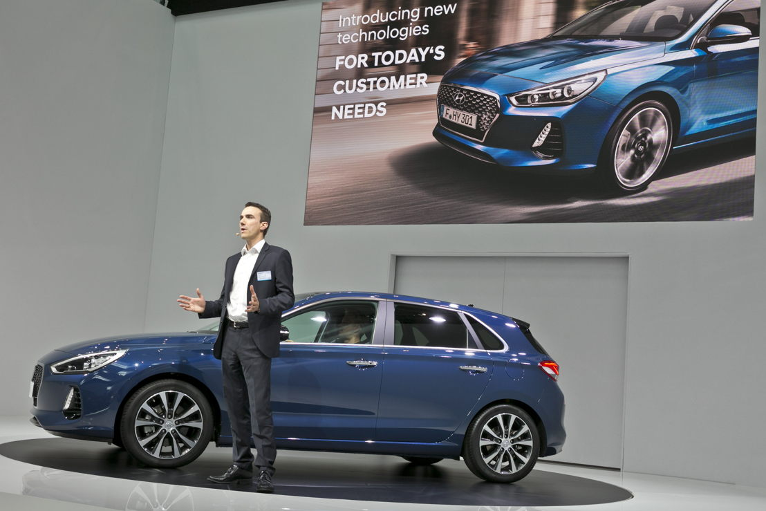 New Generation Hyundai i30 World Premiere