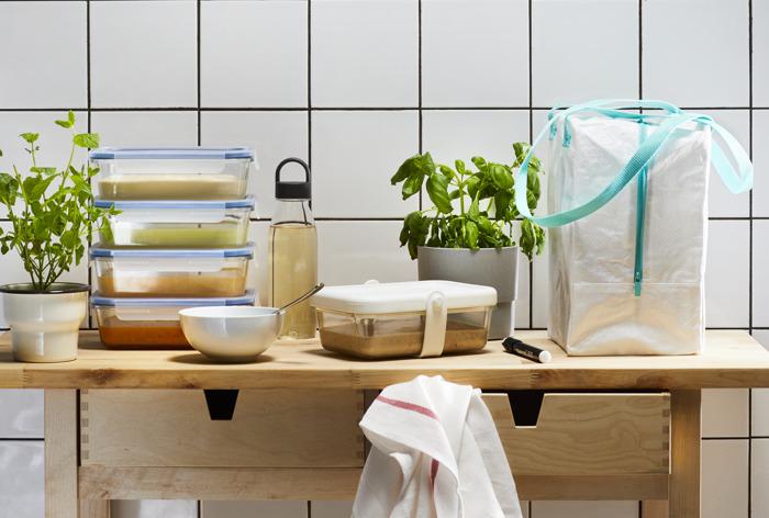 En 2021, rejoignez IKEA dans la lutte contre le gaspillage alimentaire