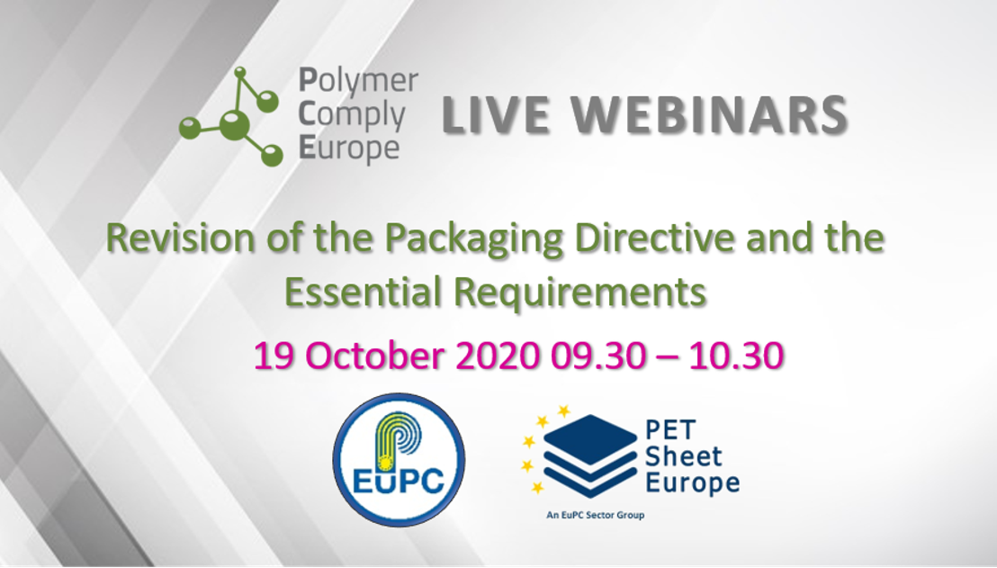 Revision of the Packaging Directive and the Essential Requirements