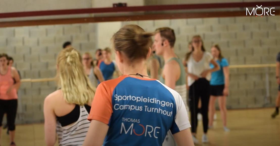 Sport en Bewegen op Campus Turnhout