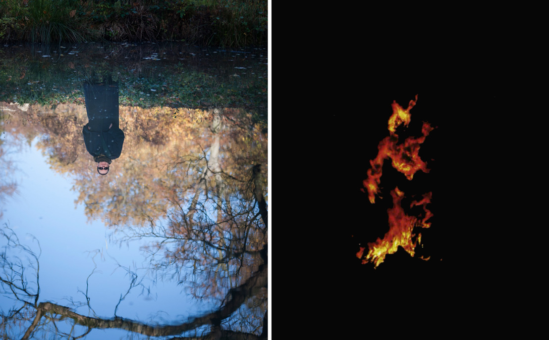Back-to-back: Ana Mendieta and Ria Pacquée