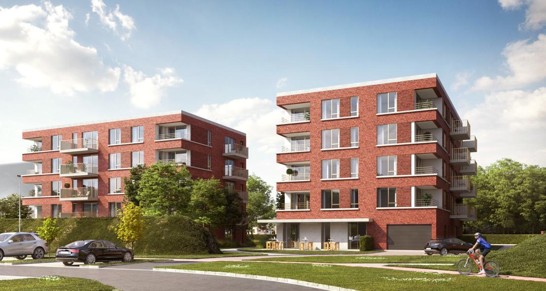Diverse woonvormen gecombineerd in nieuwbouwproject 't Schoonhof