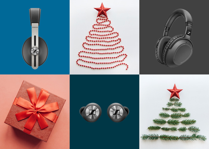 Perfect sound for your holiday season