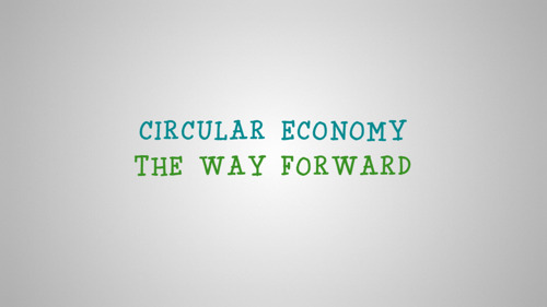 The Circular Economy Video News Release – The Way Forward: Rethinking Consumption for Sustainable Growth