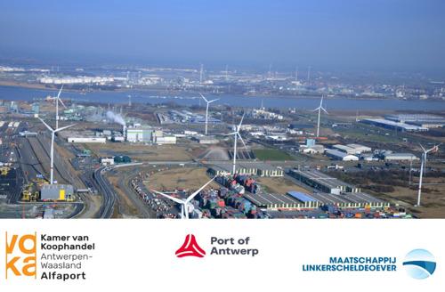 Alfaport-Voka, Havenbedrijf Antwerpen en Maatschappij Linkerscheldeoever akkoord over verlenging van betalingstermijn voor concessies