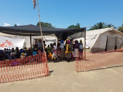 CORRECTION - MOZAMBIQUE: Hundreds of thousands displaced now at risk of malaria & COVID-19, urgent assistance needed