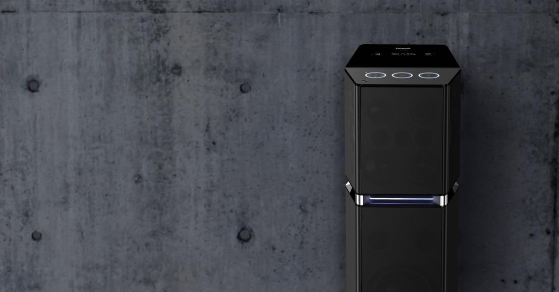 Panasonic Urban Audio, mezcla perfecta de música, diseño y estilo de vida