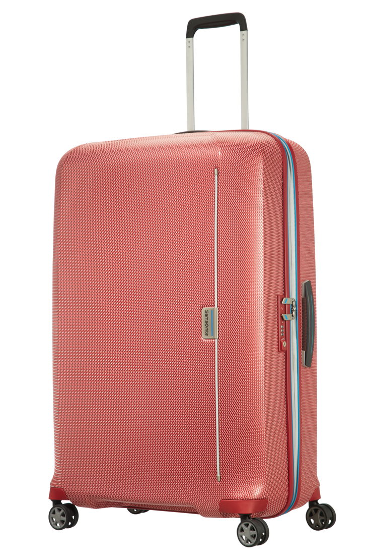 Samsonite_MIXMESH_Spinner 81_Pacific Blue/Red