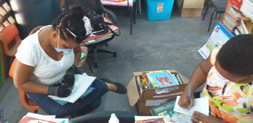 We are making books accessible to OECS Early Grade Readers!