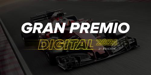 El Gran Premio Digital 2021 abre su convocatoria para miembros de la industria automotriz