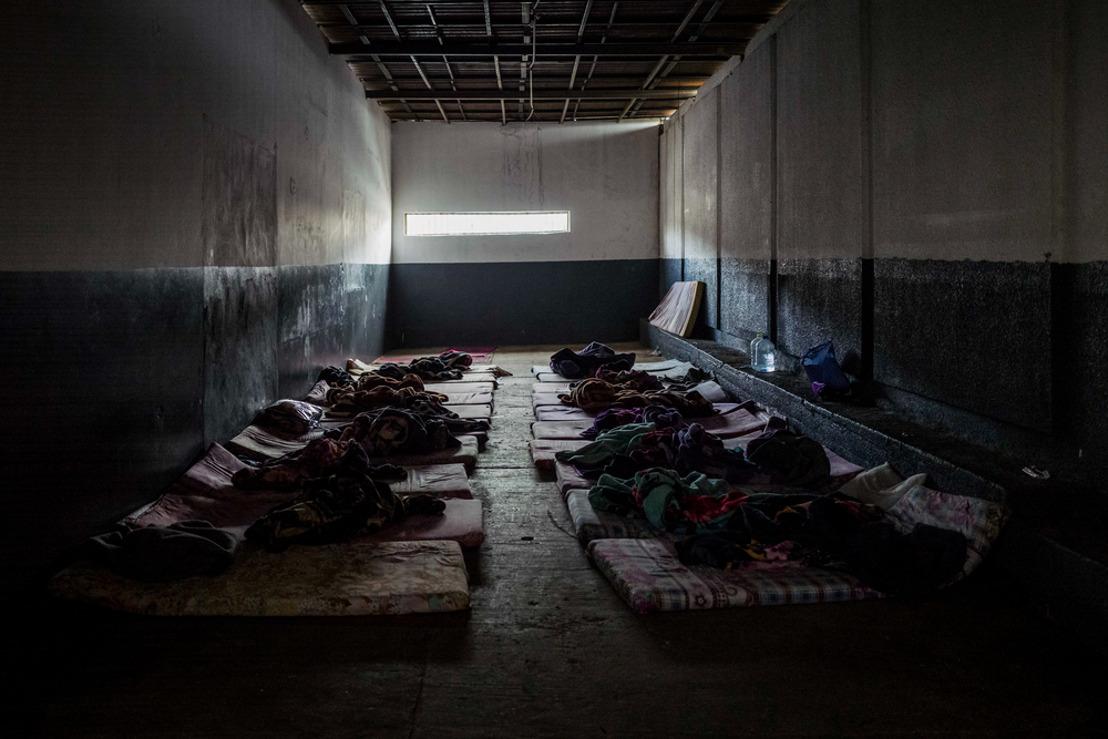 Los últimos combates en Trípoli ponen en peligro la vida de la población local y de 8.000 migrantes, refugiados y solicitantes de asilo