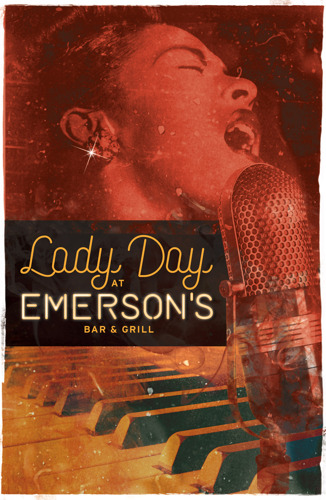 Iconic Musical Portrait LADY DAY AT EMERSON'S BAR & GRILL at Theatrical Outfit starring Terry Burrell