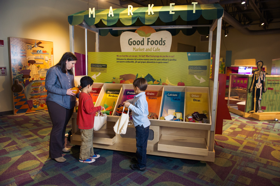 Last chance for families to experience Healthyville at the Children's Museum of Atlanta