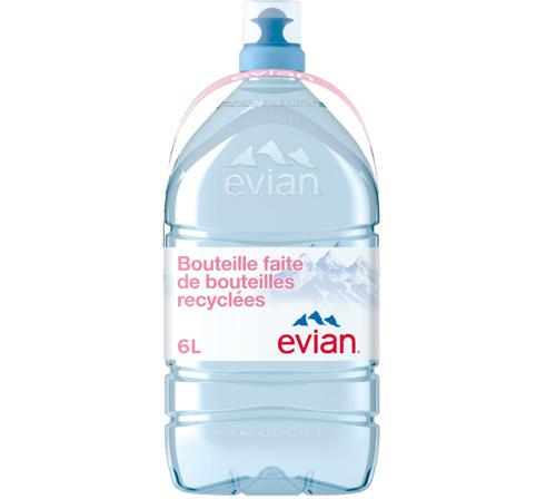 La première fontaine evian® désormais disponible en Belgique