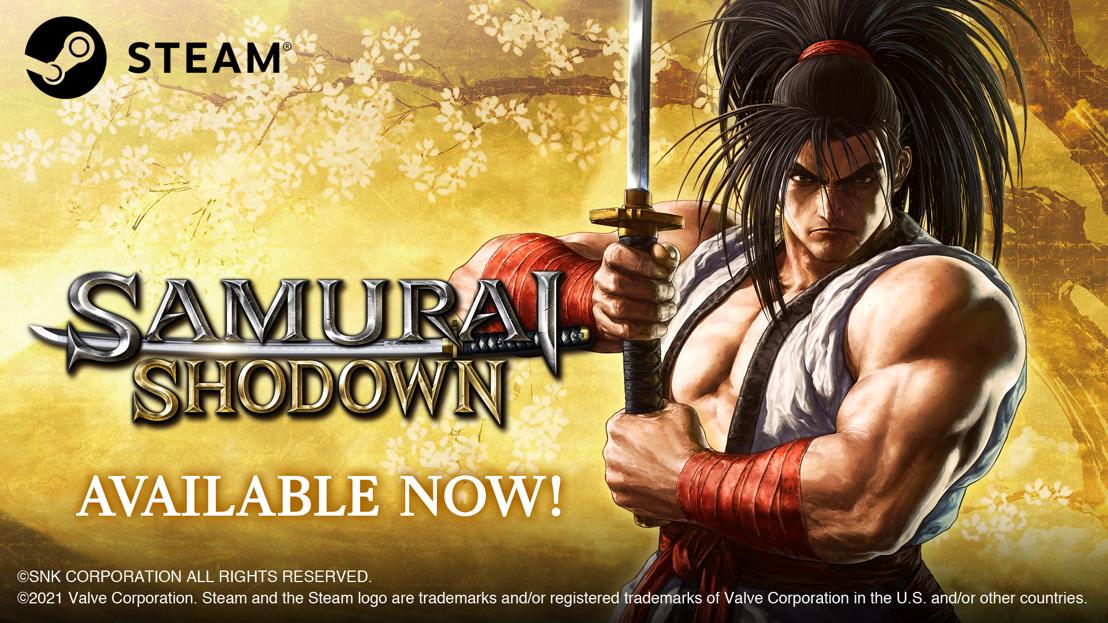 Samurai Shodown est désormais disponible sur Steam avec Shiro Tokisada Amakusa en DLC