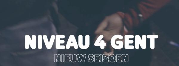 Preview: VIER-reeks 'Niveau 4' in Gent: de strijd tegen de dreiging