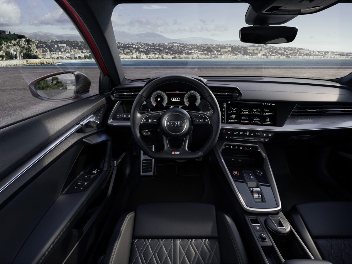 Audi S3 intérieur