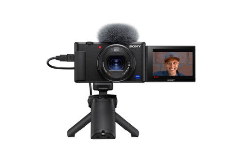 Sony Electronics Announces a New Solution for Easy, High-quality Live Streaming and Video Calls, Compatible with 35 Sony Camera Models at Launch