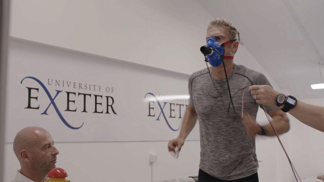 Marathon: Maarten en Andrew Jones - (c) De Mensen