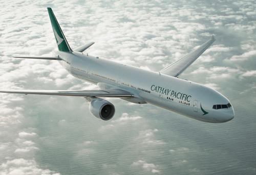 Cathay Pacific releases combined traffic figures for December 2016