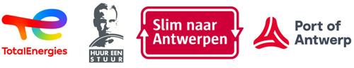 Proefproject met minibussen voor woon-werkverkeer in de haven van Antwerpen